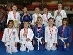 Unsere U11-Judo Anfänger