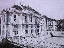 Was heute als Landeskonservatorium für Vorarlberg bekannt ist, beherbergte früher das Gymnasium der Stelle Matutina
