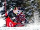 Weltmeisterschaften in Deer Valley und Park City, Ski Cross der Herren, Qualifikation. Bild zeigt Klaus Waldner