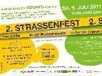 2. Wichnerstrassenfest am 9. Juli