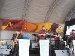 Arlberg Dixie Band sorgte für Stimmung