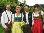 Barbara Blum und Klaus Lambrecht heirateten.