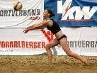 Beachvolleyball macht Paula Spaß