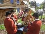 Bürser Harmoniemusik lädt zum Dämmerschoppen.