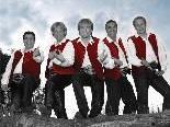 Das Salzburg-Quintett spielt zu Pfingsten im Gemeindesaal von Sontag auf.