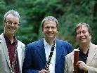 Das Trio Westwind konzertiert am Sonntag, 3. Juli in Sankt Corneli.