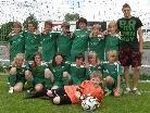 Das U11-Meisterteam vom FC Sohm Alberschwende.
