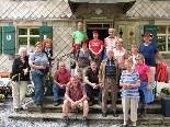 Den SeniorInnen gefiel der romantische Alpengasthof Rothenbrunnen