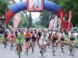 Der Highlander-Radmarathon bringt seit vielen Jahren zahlreiche Sportler nach Hohenems.