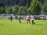 Die Damen zeigten am Sonntag tollen Fußball