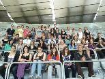Die Gemeinde Götzis lud zur Jungbürgerfeier in die Allianzarena nach München