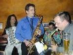 """Die """"John Goldner Unlimitet Band"""" sorgt kommenden Freitag für Dixiesound."""