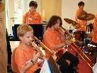 Die Jugendmusik des MV Concordia nimmt am Jugendmusiktreffen in Lauterach teil.