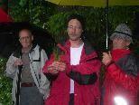 Die Teilnehmer erfuhren viel Interessantes von Mag. Andreas Beiser.