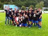 Die Unter-17-Jährigen des VfB Hohenems wurde Landesmeister.