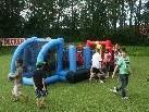 Die Volksschüler der VS Weiler hatten Spass beim Spielefest im Juni!