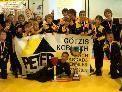 Die erfolgreiche Schülermannschaft des KSK Klaus auf dem Pfingstturnier