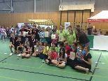 Die erfolgreichen Schüler(innen) von der PMS Feldkirch.