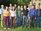 Die neue stellvertretende Naturschutzanwältin, Anna Pichler (2. v. l.), mit Vorgänger, Naturschutzanwältin und Vertretern der Naturschutzorganisationen.