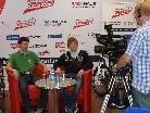 Die zwei neuen Staatsmeister zu Gast bei Montafon TV.