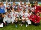Erfolgreiches Team im Schülerliga Landesfinale