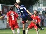 FC Nenzing gewann gegen Hohenems 4:2.