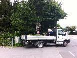 Für bessere Sicht und mehr Sicherheit: Rückschnitt von Bäumen und Hecken bei Verkehrszeichen.