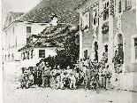 Im Jahr 1862 - Steigerabteilung der Feuerwehr bregenz