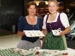 Jeden Samstag werden im Vinomnacenter regionale Produkte aus dem Vorderland präsentiert.