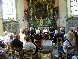 Literatur in der Nepomukkapelle