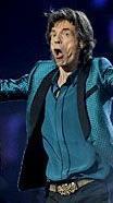 Mick Jagger schreitet mit Superheavy zu neuen Taten.