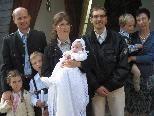 Monika Zerlauth wurde in der Pfarrkirche getauft