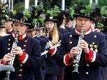 Musik  und Schützen haben in Hörbranz gemeinsame, alte Wurzeln