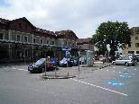 Neue Radabstellplätze beim Bludenzer Bahnhof soll es noch diesen Sommer geben.