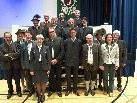 Neugewählte Vorstandsschaft der Vorarlberger Jägerschaft
