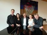 Norbert und Ulrike Schuh, Günther Platter, Birgit Plankel und Richard Nolte.