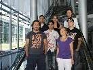Petra Gauster (Trainerin Fa. Comino) besuchte mit einer Gruppe das Medienhaus in Schwarzach.