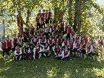 Platzkonzert der Harmoniemusik Vandans