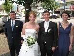 Sandra Pfister und Ing. Martin Summer haben geheiratet
