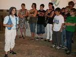 Schüler aus Nenzing erforschten das kulturelle Erbe ihrer Heimatgemeinde