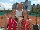 Siebente ÖM-Medaille für Tennisass Melanie Pinkitz.