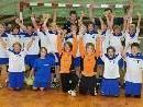 Silbermedaille für die Unter-11-Jährigen in Graz.