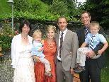 Silvia Kaufmann und Mario Kathan haben geheiratet