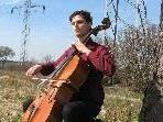 Solokonzert mit Christoph Heinlein am Cello.