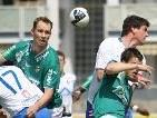 Spielertrainer Daniel Ernemann schaffte mit Austria Lustenau Amateure die Rückkehr in die V-Liga.