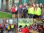 Team per pedales auf Radtour im Montafon