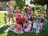 Tolle Stimmung & Naturverbundenheit beim Sommerfest der Kolpingfamilie