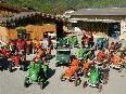 Traktorwochenende in Vandans