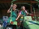 Unterschiedlichste Ferienjobs findet man in der aha-Ferienjobbörse unter http://ferienjob.aha.or.at