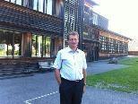 """""""Wir wollen in der neu gestalteten Schule optimale Lehr- und Lernbedingungen schaffen"""", so Armin Berchtold."""